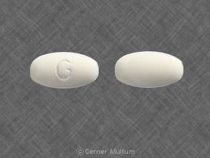 Imprint G - colestipol 1 g