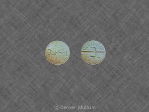 Image 1 - Imprint DuPont COUMADIN 3 - Coumadin 3 mg