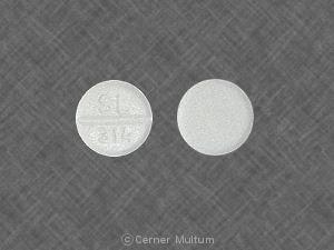 Imprint SL 314 - cyproheptadine 4 mg