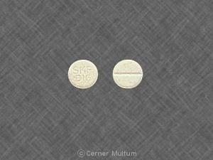 Image 1 - Imprint SKF D16 - Cytomel 25 mcg (0.025 mg)