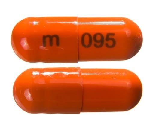 Imprint m 095 - disopyramide 100 mg