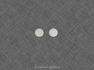 Image 3 - Imprint MJ 021 - Estrace 0.5 mg