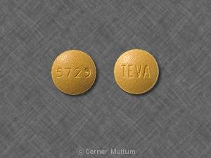 Image 1 - Imprint 93 897 - famotidine 40 mg