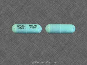 Image 3 - Imprint MYLAN 4430 MYLAN 4430 - flurazepam 30 mg