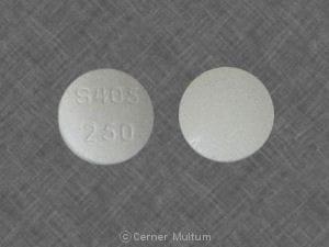 Imprint S405  250 - Fosrenol 250 mg