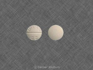 Image 5 - Imprint MYLAN G2 - glipizide 10 mg