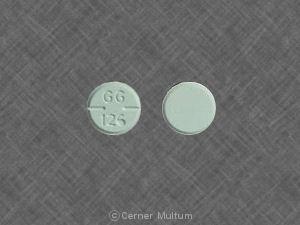 Image 4 - Imprint GG 126 - haloperidol 10 mg