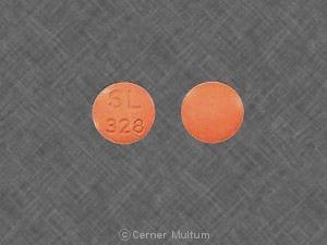 Image 1 - Imprint SL 328 - hydralazine 50 mg