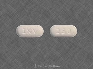 Imprint INV 250 - hydroxychloroquine 200 mg