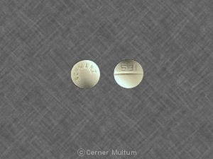 Image 1 - Imprint SCHWARZ 531 - Levsin 0.125 mg