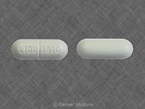 Image 1 - Imprint LIQU IBID - Liquibid 600 mg