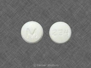 Image 1 - Imprint M 234 - metformin 500 mg