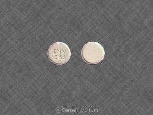 Image 1 - Imprint INV 263 - metoclopramide 5 mg