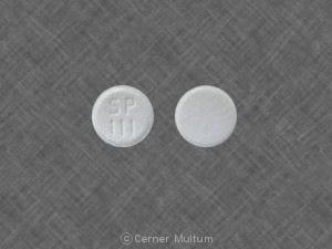 Image 1 - Imprint SP 111 - NuLev 0.125 mg
