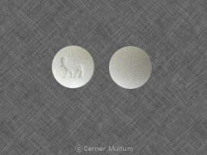Imprint Logo (Bull) - Prandin 0.5 mg