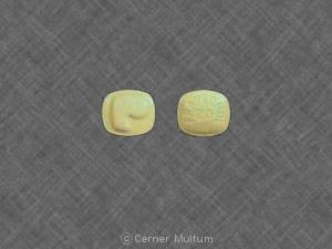 Image 1 - Imprint PRAVACHOL 20 LOGO P - Pravachol 20 mg