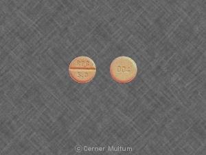 Image 1 - Imprint RPC 5.0 004 - ProAmatine 5 mg