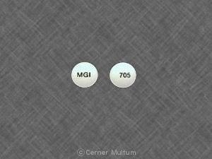Image 1 - Imprint MGI 705 - Salagen 5 mg