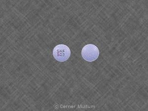 Image 1 - Imprint SKF S03 - Stelazine 1 mg