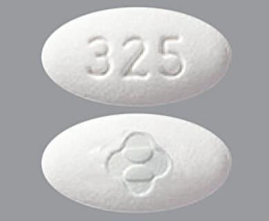Imprint Logo (Merck) 325 - Belsomra 15 mg