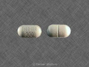 Image 1 - Imprint THEO-DUR 300 - Theo-Dur 300 mg