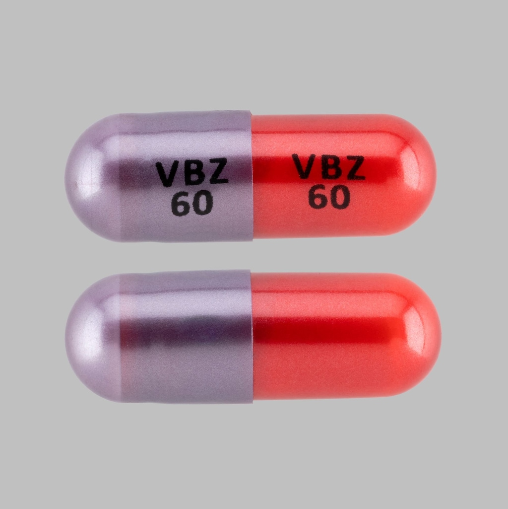 Imprint VBZ 60 - Ingrezza 60 mg