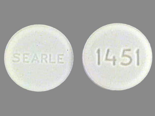 Imprint SEARLE 1451 - Cytotec 100 mcg