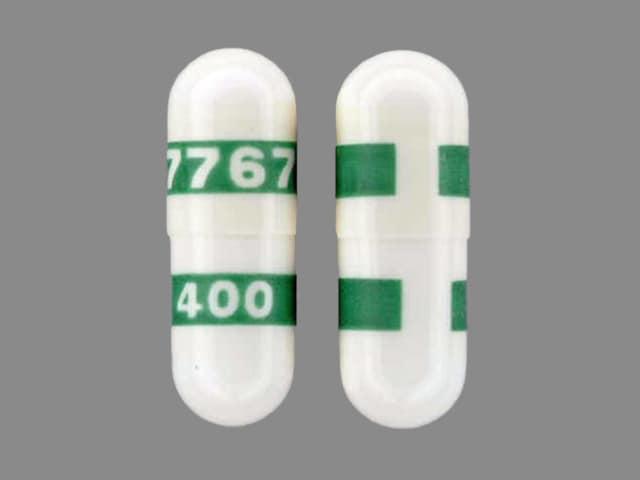 Imprint 7767 400 - Celebrex 400 mg