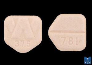 Image 3 - Imprint W 37.5 781 - Effexor 37.5 mg