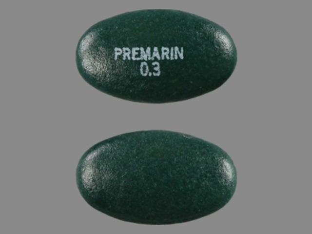 Imprint PREMARIN 0.3 - Premarin 0.3 mg