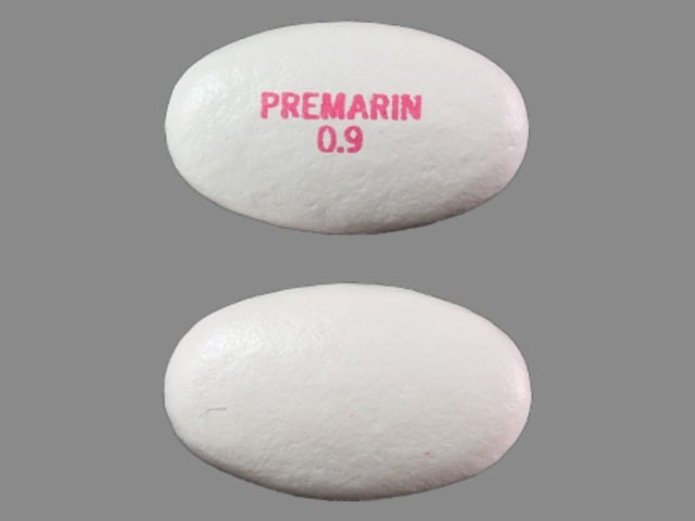 Image 2 - Imprint PREMARIN 0.9 - Premarin 0.9 mg