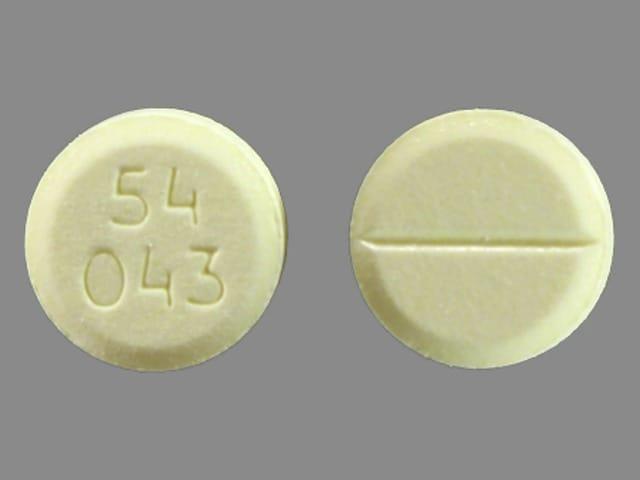 Imprint 54 043 - azathioprine 50 mg