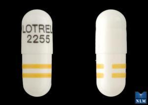 Imprint LOTREL 2255 - Lotrel 2.5 mg / 10 mg