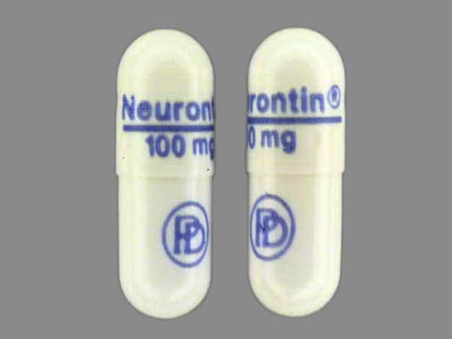 Imprint Neurontin 100 mg PD - Neurontin 100 mg