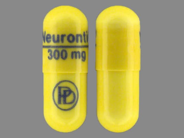 Imprint Neurontin 300 mg PD - Neurontin 300 mg