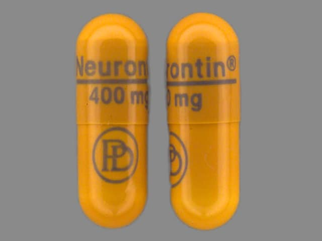 Imprint Neurontin 400 mg PD - Neurontin 400 mg