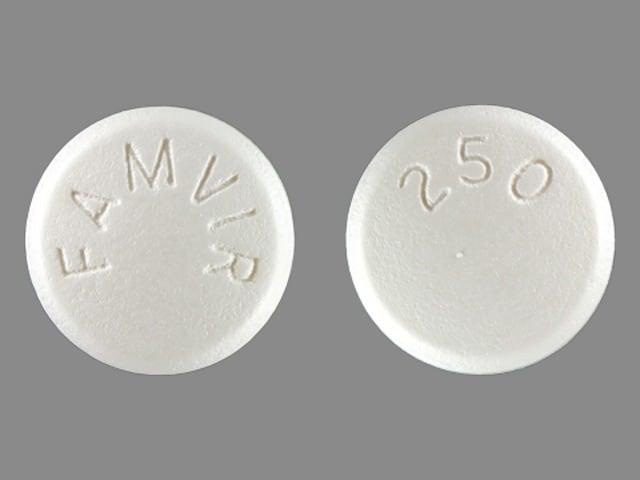 Imprint FAMVIR 250 - Famvir 250 mg