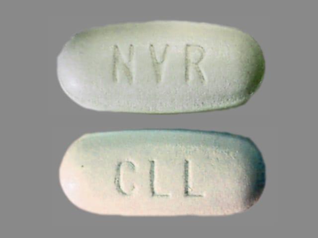 Imprint NVR CLL - Tekturna HCT 150 mg-25 mg