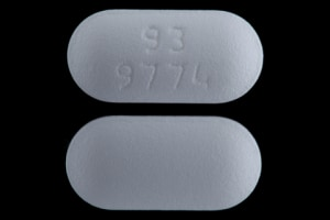 Imprint 93 9774 - hydroxychloroquine 200 mg
