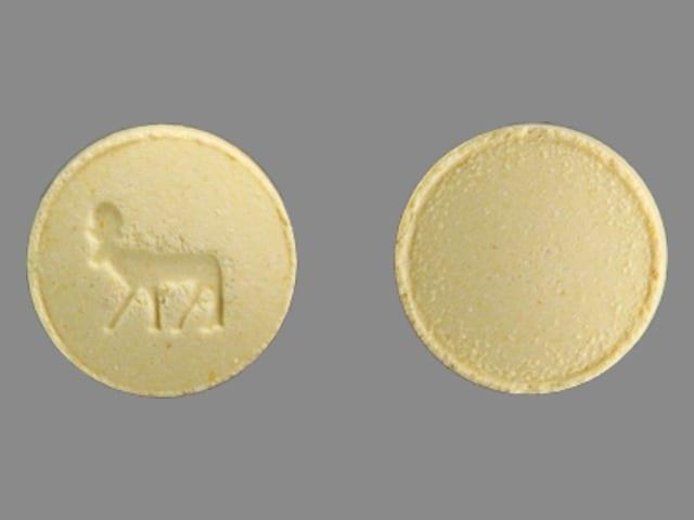 Imprint Bull Logo - Prandin 1 mg