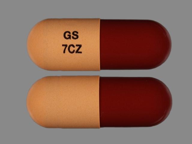 Imprint GS 7CZ - Jalyn 0.5 mg / 0.4 mg