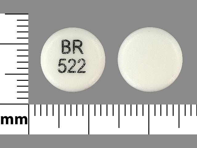 Imprint BR 522 - Aplenzin 522 mg