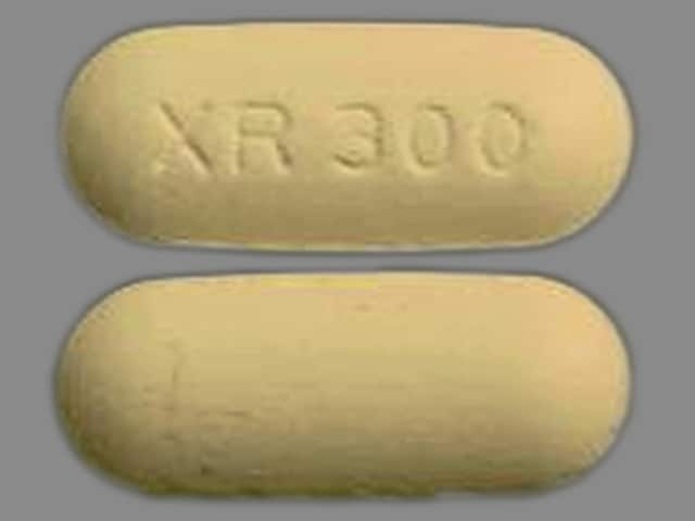 Imprint XR 300 - Seroquel XR 300 mg