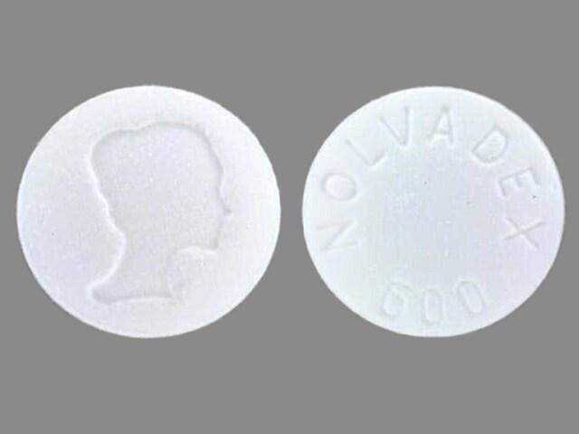 Image 1 - Imprint NOLVADEX 600 LOGO - Nolvadex 10 mg
