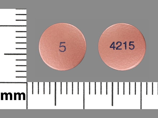 Imprint 4215 5 - Onglyza 5 mg
