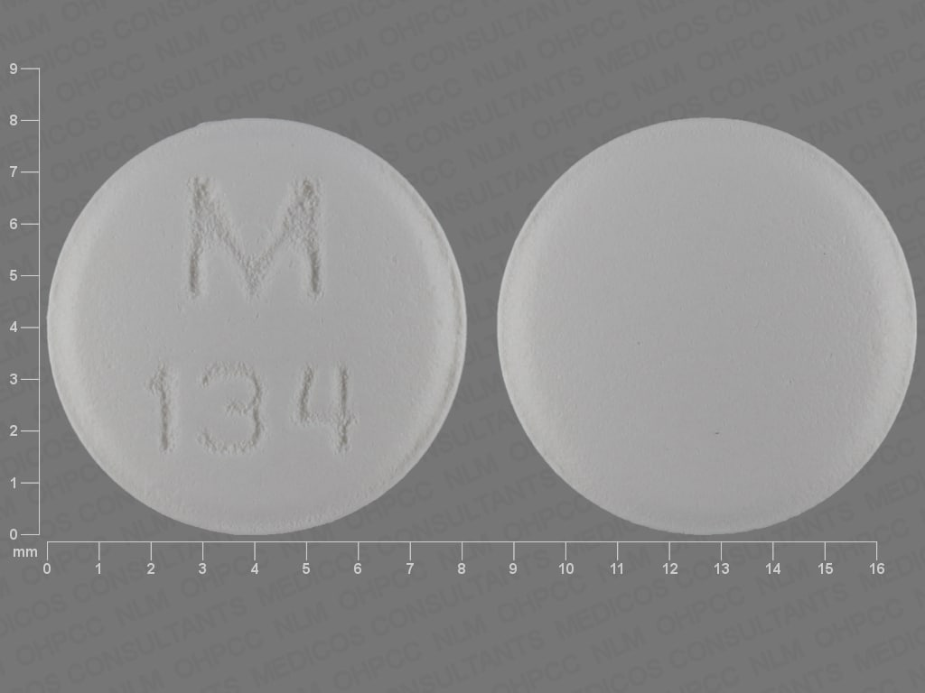Imprint M 134 - ketorolac 10 mg