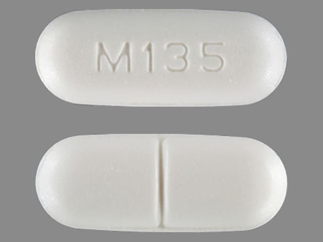 Imprint M135 - diltiazem 90 mg