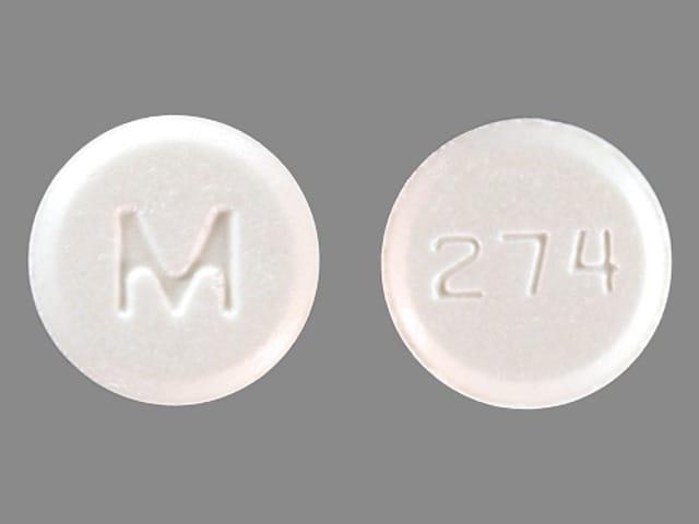 Imprint M 274 - tamoxifen 20 mg