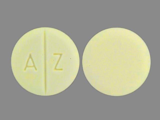Imprint A Z - azathioprine 50 mg