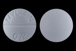 Image 2 - Imprint MYLAN G2 - glipizide 10 mg